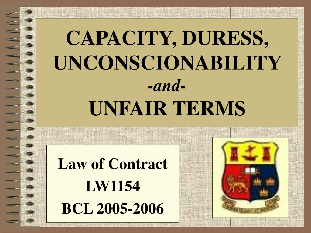 unfair term in a contract The new unfair contract term protections will apply to standard form small business contracts entered into, or renewed, on or after 12 november 2016, where the upfront price payable under the contract does not exceed $300,000 - or $1 million if the contract is for more than 12 months.