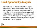 lead opportunity analysis6