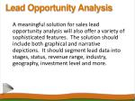lead opportunity analysis9