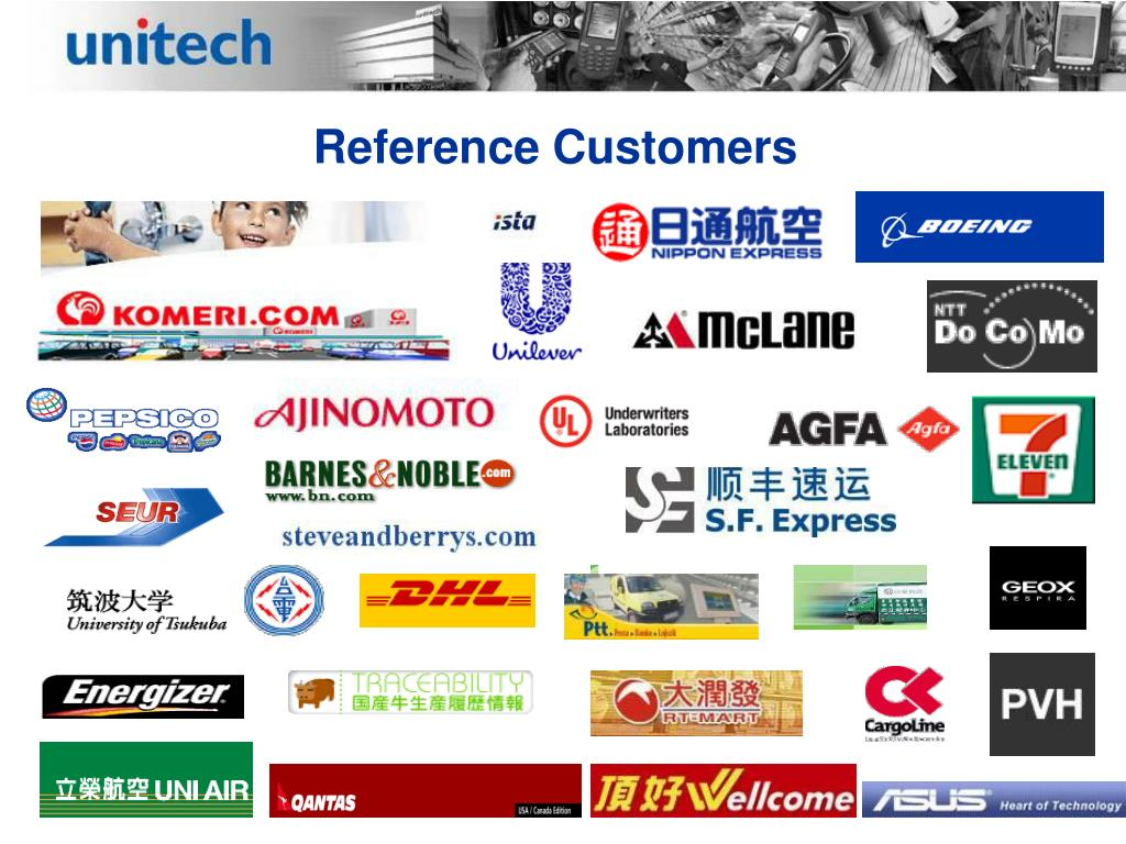 Reference Customers
