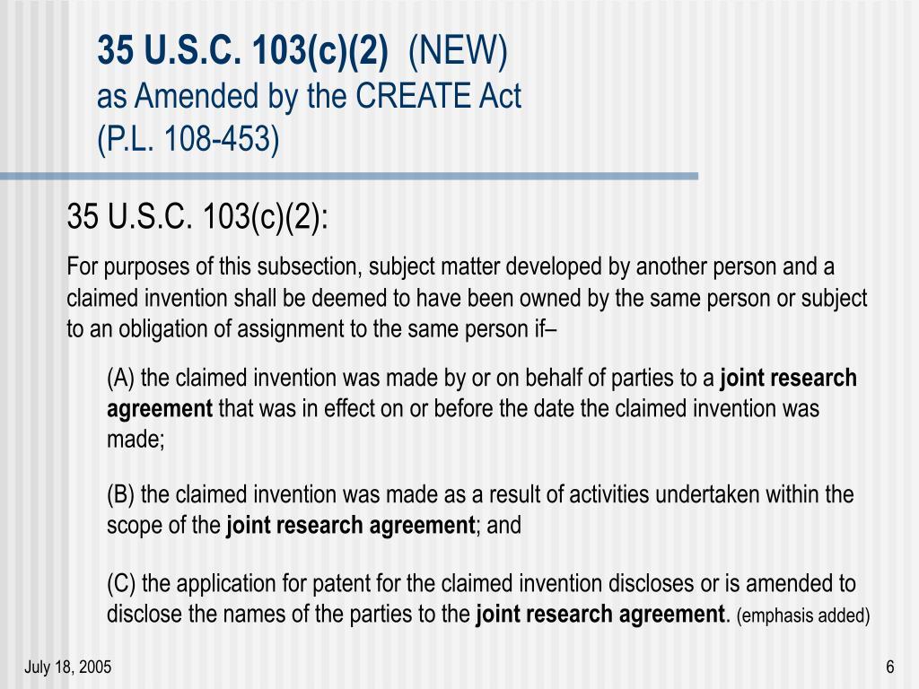 35 U.S.C. 103(c)(2)