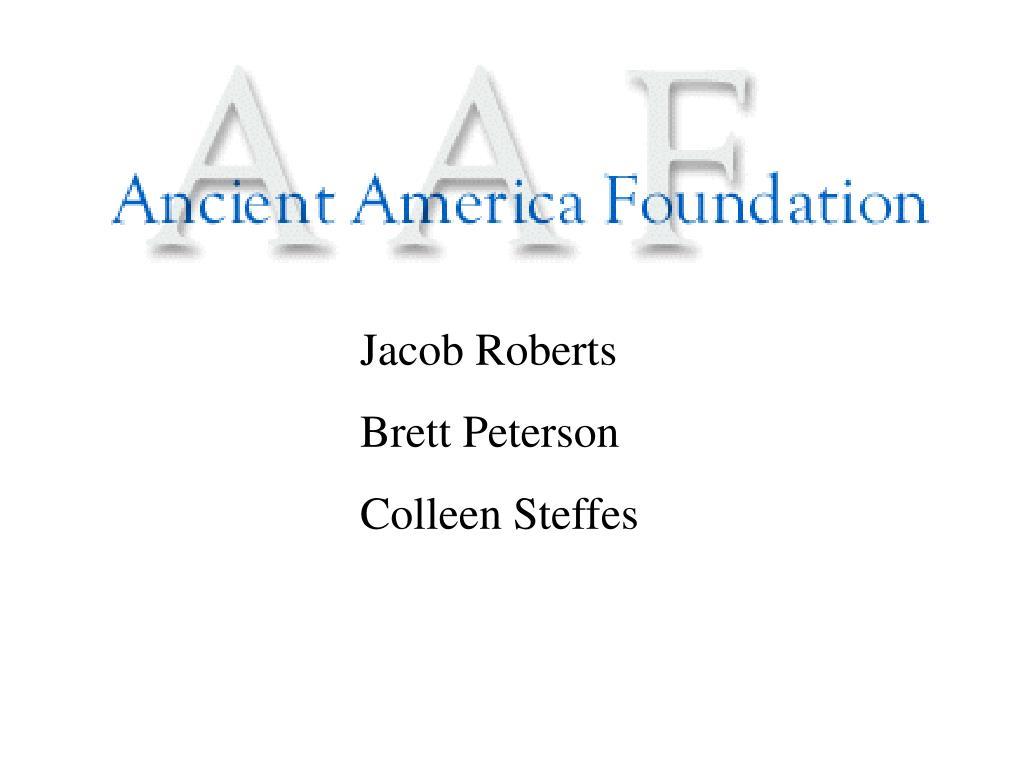 Jacob Roberts