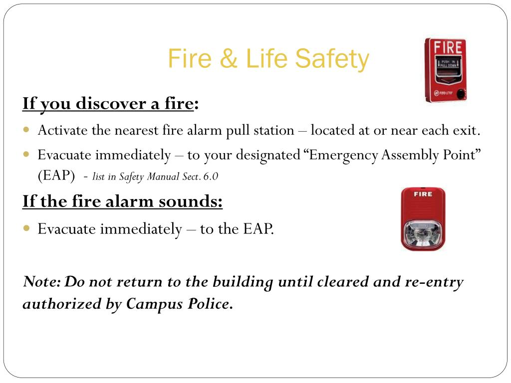 Fire & Life Safety
