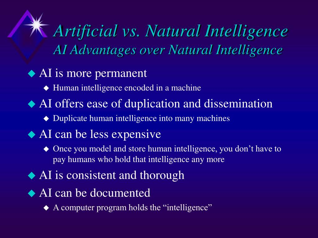 ai advantages