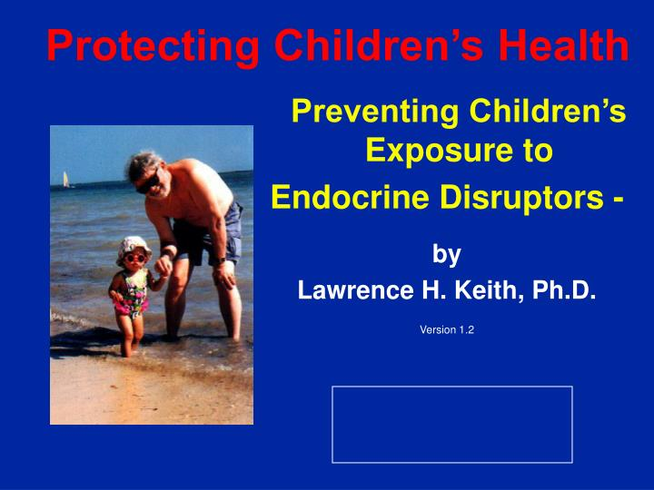 Protecting children s health
