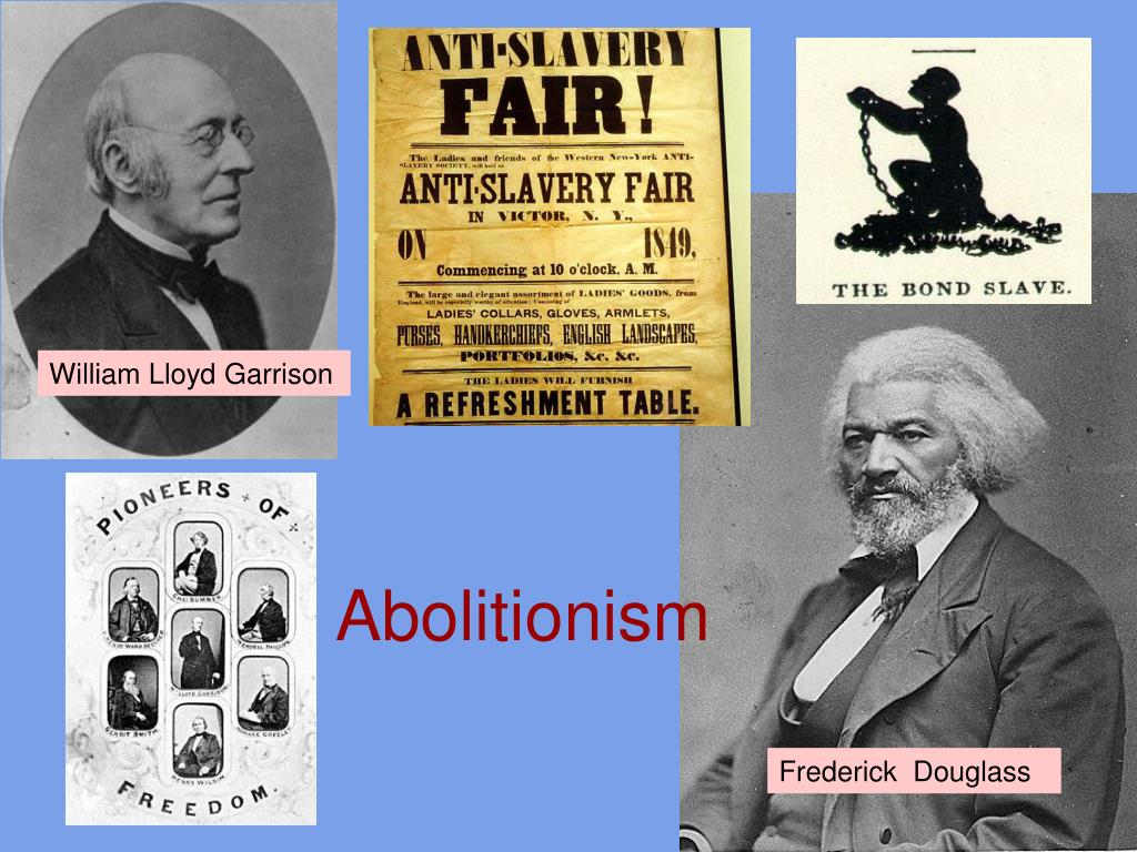 Abolitionism