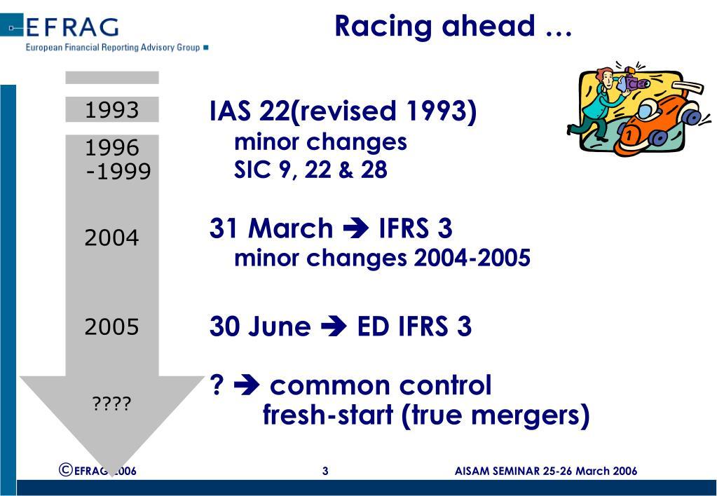 IAS 22(revised 1993)