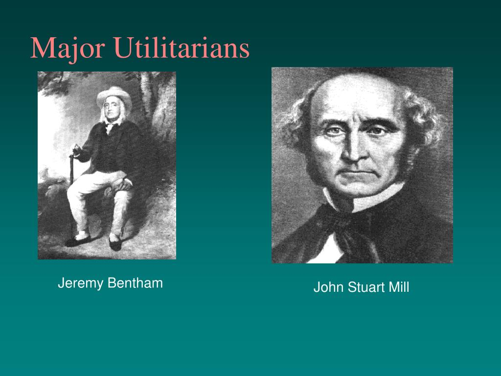 the addition of john stuart mill on benthams views on utilitarianism