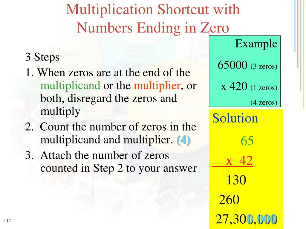 Multiplication Shortcut with