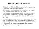 the graphics processor
