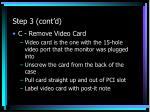 step 3 cont d22