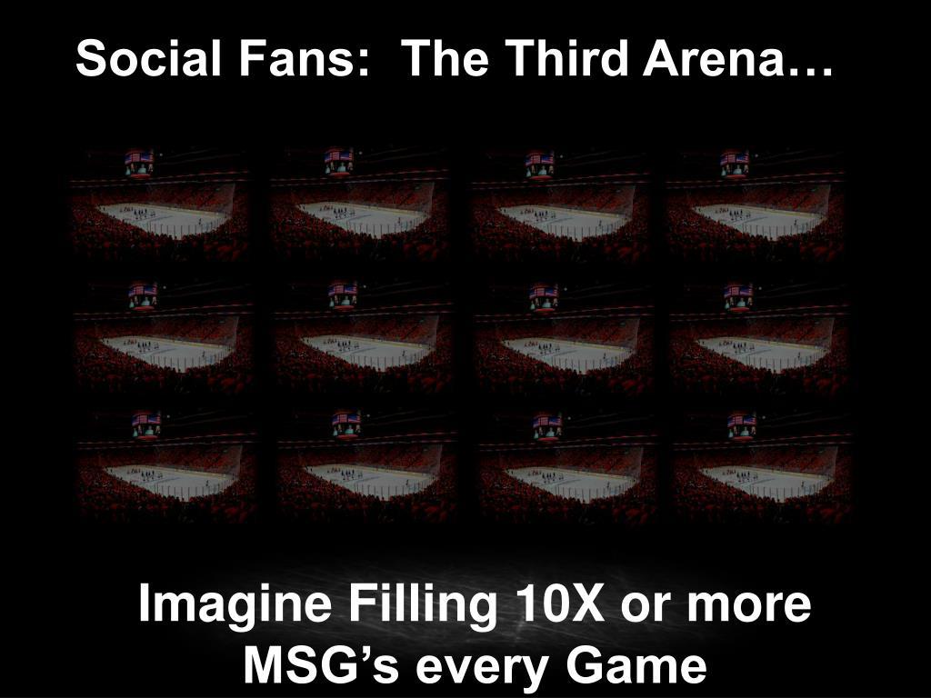 Imagine Filling 10X or more