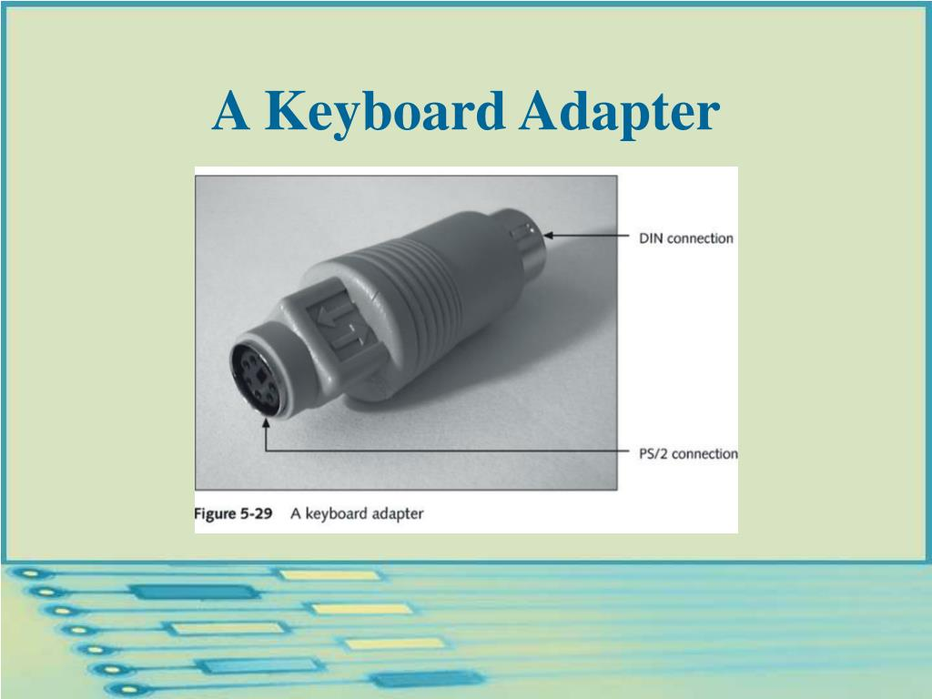 A Keyboard Adapter