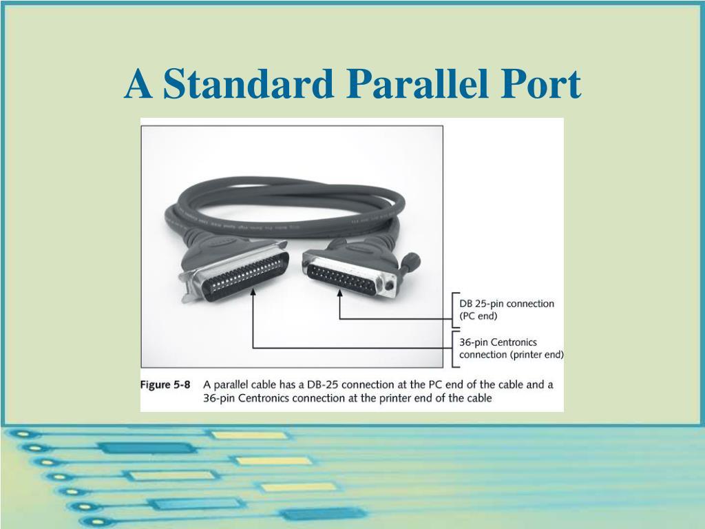 A Standard Parallel Port