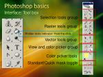 photoshop basics interface tool box