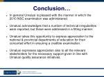 conclusion65
