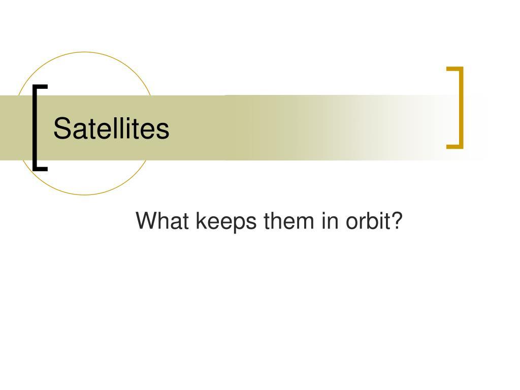 satellites l.