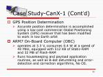 case study canx 1 cont d39
