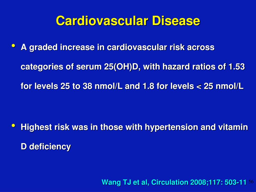 Cardiovascular Disease