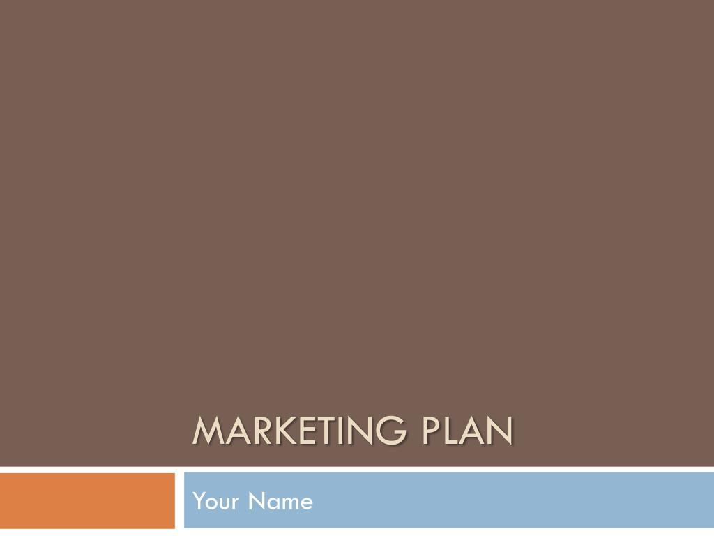 marketing plan l.