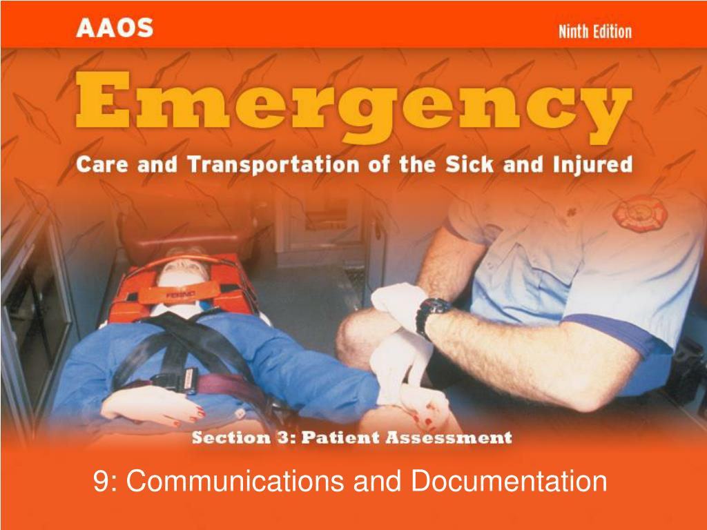 9 communications and documentation l.