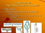 oxygen therapy high flow devices entrainment41