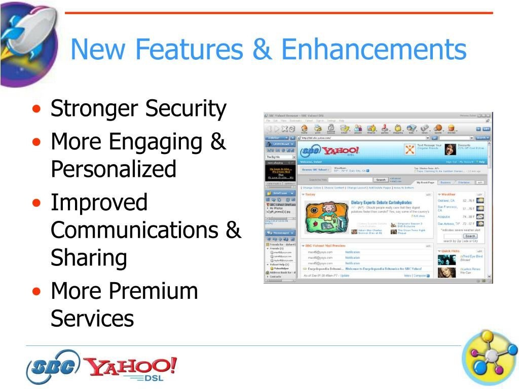 New Features & Enhancements
