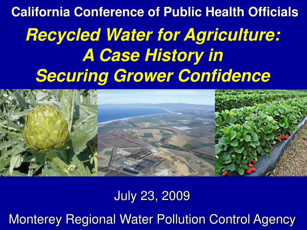 california conference of public health officials l.