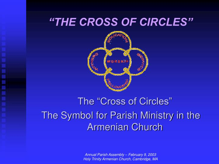 the cross of circles n.