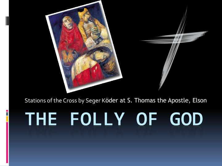 stations of the cross by seger k der at s thomas the apostle elson n.
