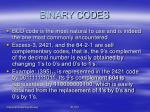 binary codes7