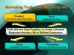 marketing tools the marketing mix