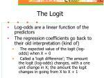 the logit36
