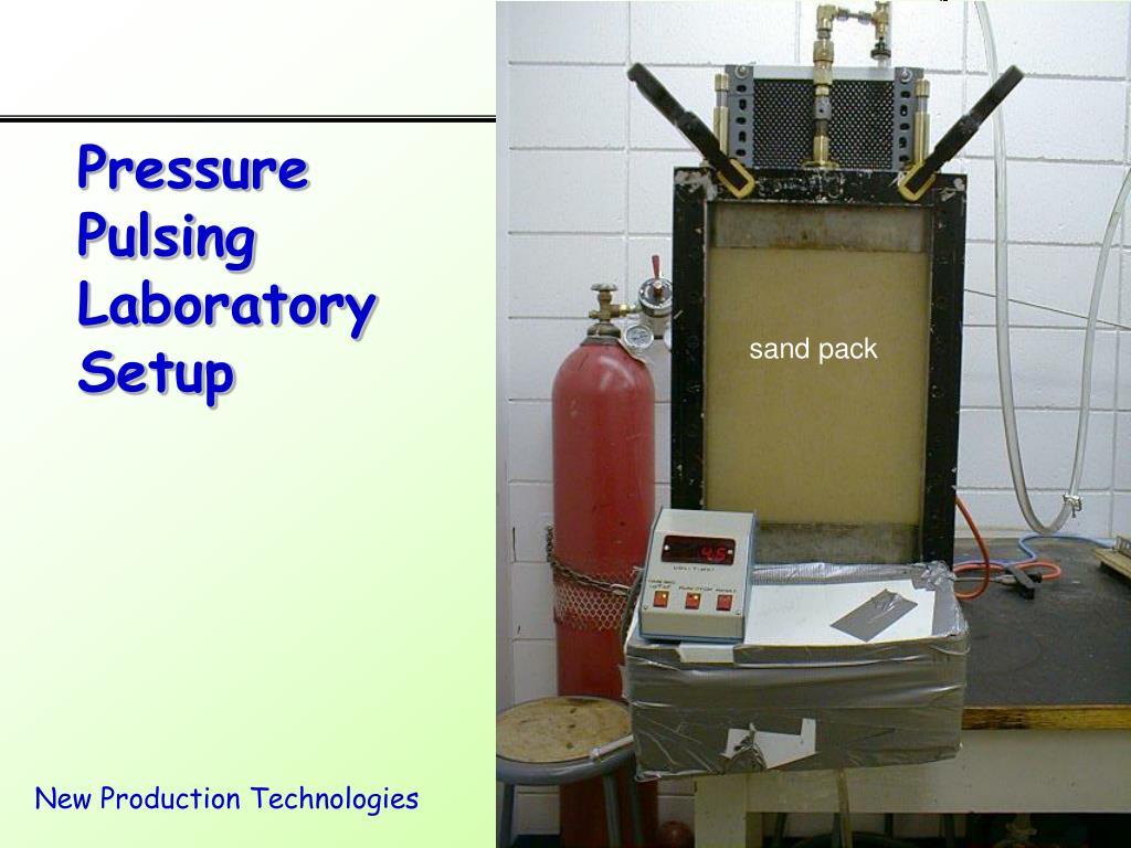 Pressure Pulsing