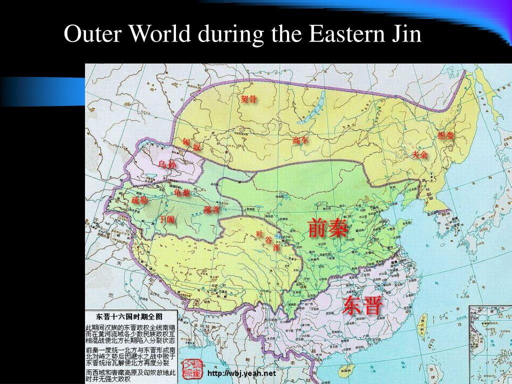 Outer World during the Eastern Jin