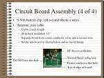 circuit board assembly 4 of 4