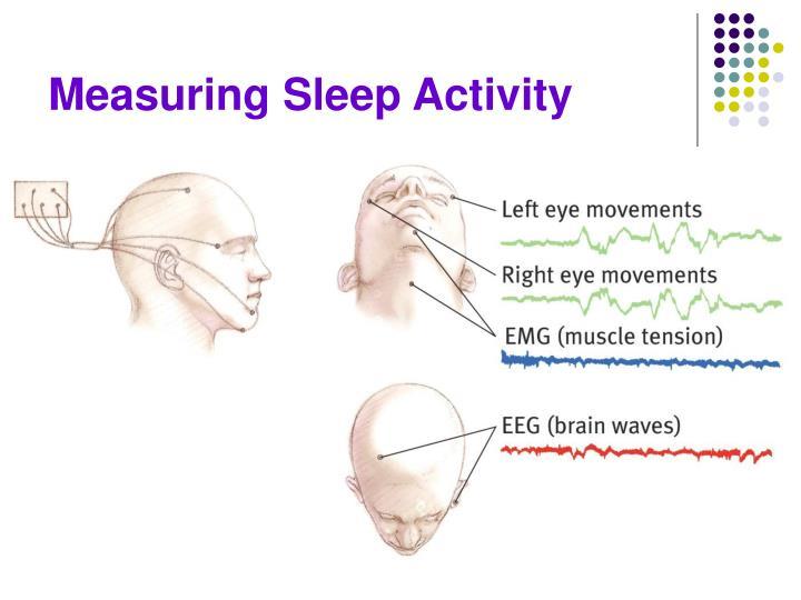 Measuring Sleep Activity