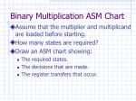 binary multiplication asm chart