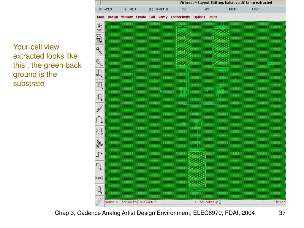 PPT - Getting started with Cadence Tool Schematic Editor
