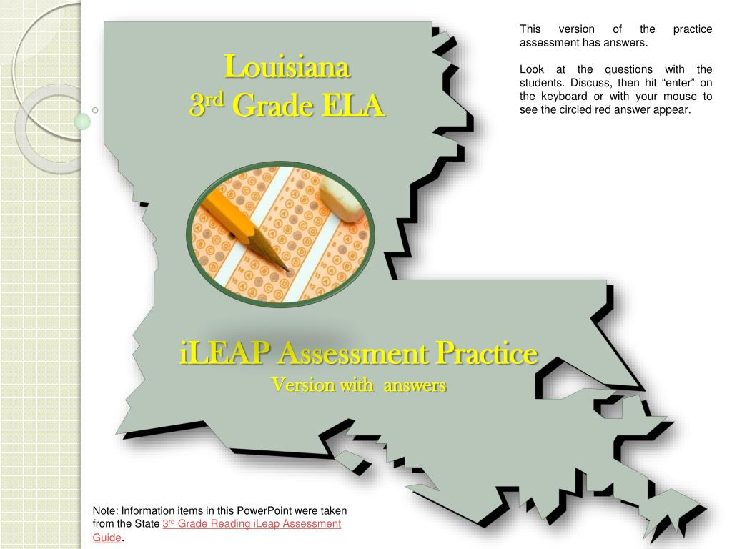 This version of the practice assessment has answers.