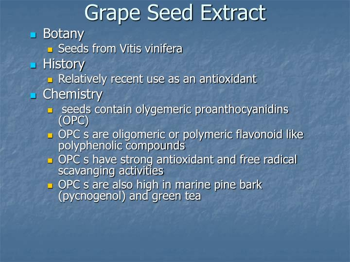 grape seed extract n.