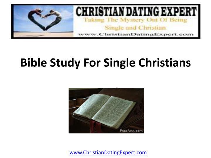 bible study for single christians n.