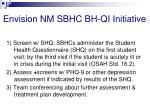 envision nm sbhc bh qi initiative