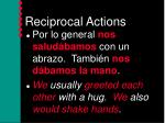 reciprocal actions3