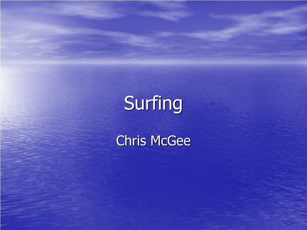 surfing l.