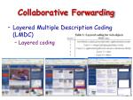 collaborative forwarding24