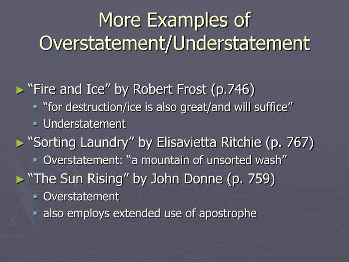 Ppt Overview Of Poetic Elements Part Ii Powerpoint Presentation