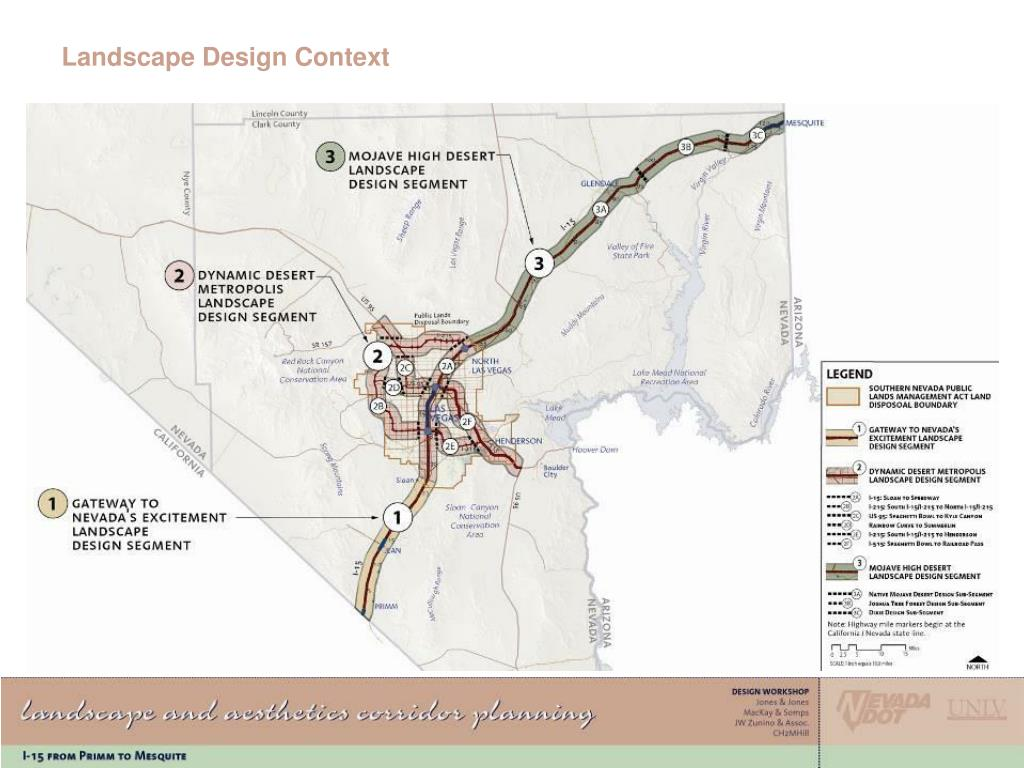 Landscape Design Context