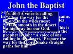 john the baptist4