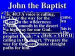 john the baptist5